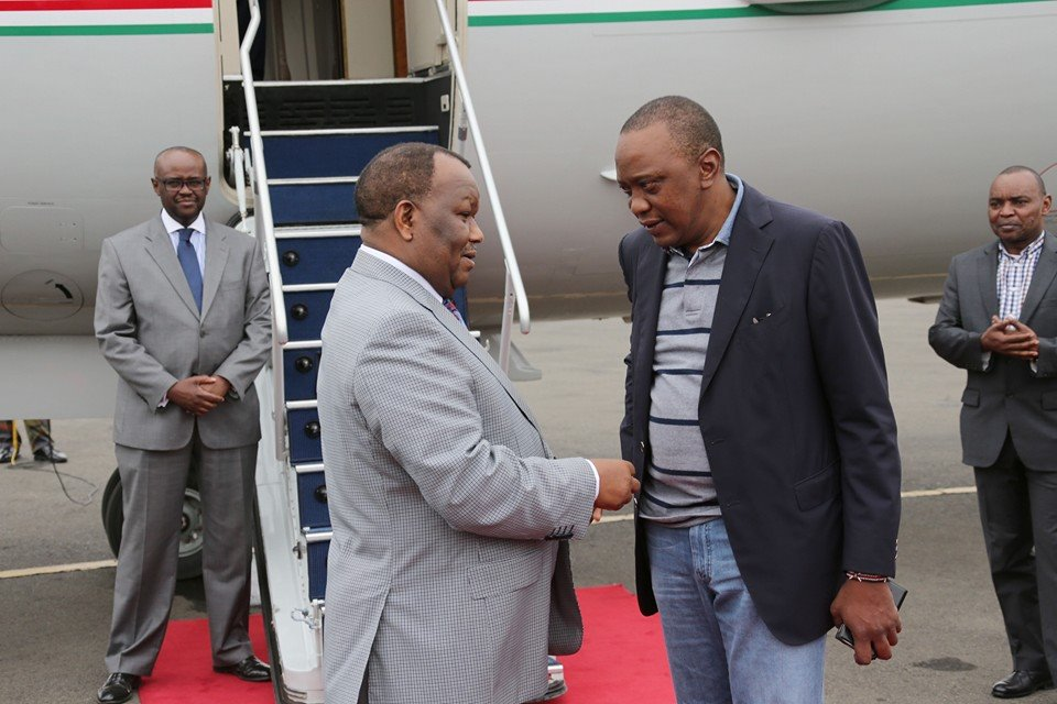 Uhuru JUST PARTICIPANT in  usa-africa summit, Kikwete, Kagame and Zuma key SPEAKERS