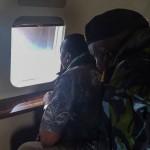 SHOCK: Uhuru DISREGARDS Court Order  and supervises destruction of SHIP with Heroin
