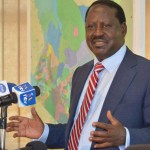 Raila Odinga's remarks after being honoured for environmental conservation