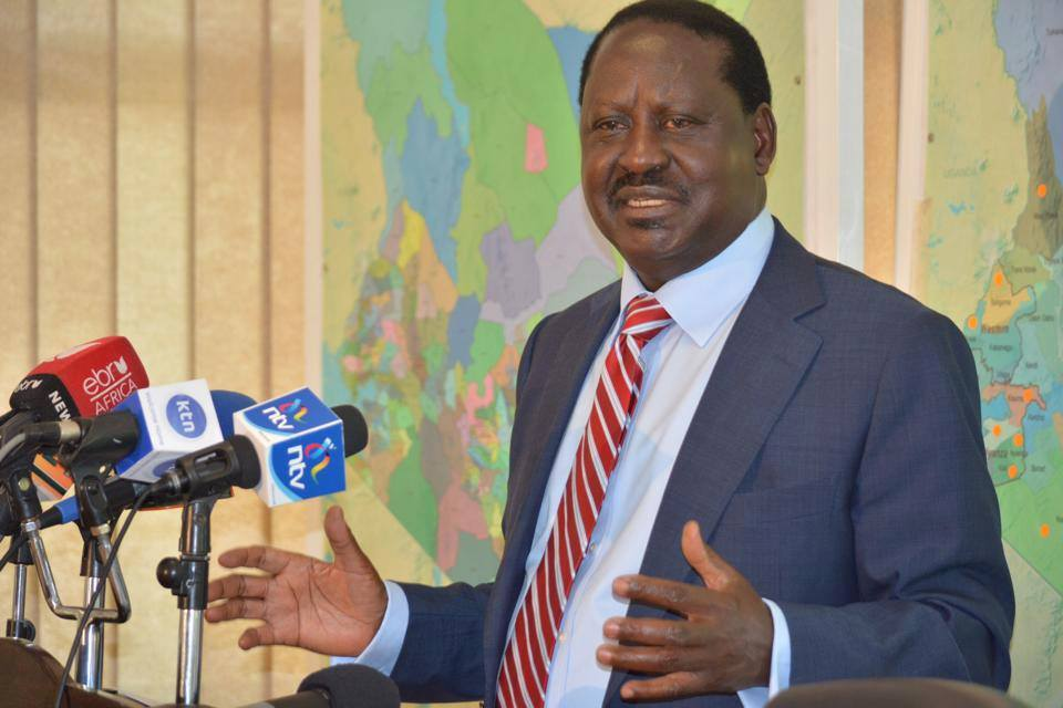Raila's QUESTION that Uhuru and Ruto could NOT ANSWER