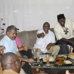 Uhuru 'EATING Ugali' with ODM team in Mombasa, guys, its politics NOTHING personal