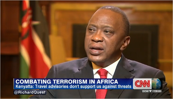 Embarrassing: Uhuru BEGS USA and the WEST for HELP on LIVE TV interview