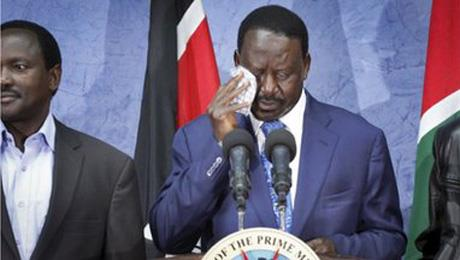 Eliud Owalo: HOW Raila's AIDE HELPED IEBC in RIGGING elections…..