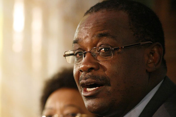 Governor KIDERO sacks Jubilee 'ministers' John Gakuo and Tim Kingondu