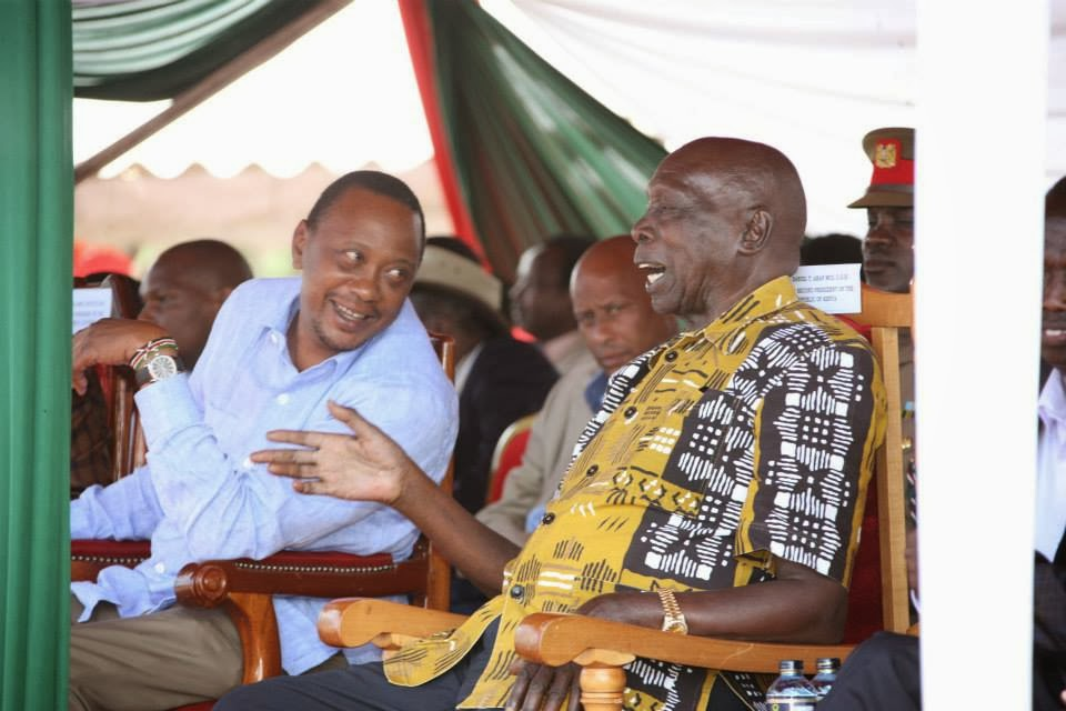 HERE is how Uhuru has digitized President Moi's KANU