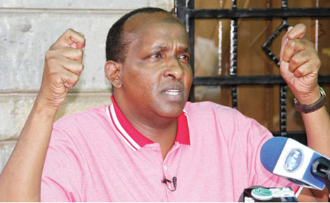 HERE is WHY Aden Duale is a whole season riffraff ,