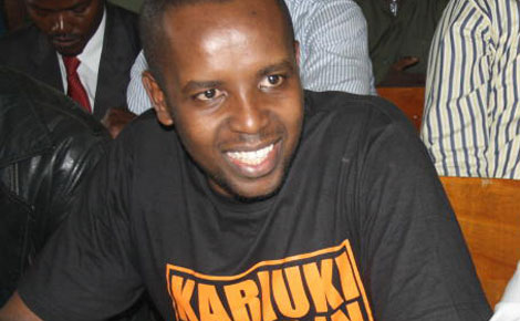 Breaking: Raila's CORD candidate Steve Kariuki WINS Mathare by-election
