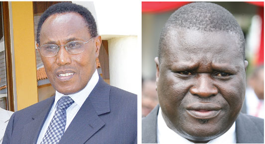 PANIC as RAILA threatens to release a dossier of who killed GEORGE SAITOTI