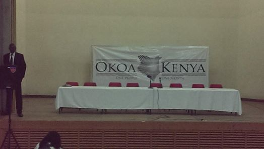 Raila's CORD to LAUNCH OKOA Kenya collection of Signatures for referendum