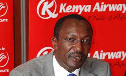 Shock: Ebola or no Ebola, Kenya Airways will continue flying to West Africa says Naikuni