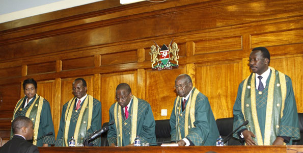 OWALO: Supreme Court 'performance' should be put to referendum vote