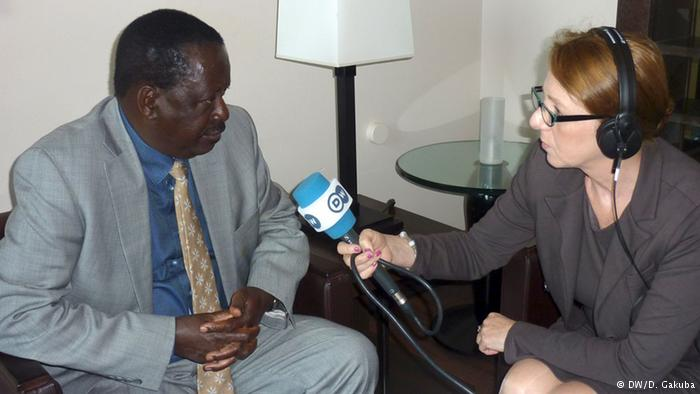 Raila Odinga interview with German TV on IEBC, Westgate terror and Referendum