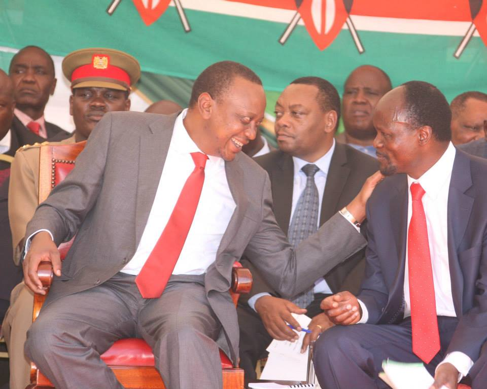 Migori Governor and 200 Residents to deliver APOLOGY to Uhuru at STATEHOUSE for rally chaos