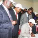 Raila's OKOA Kenya nets 1.5 Million Signatures in a record two weeks