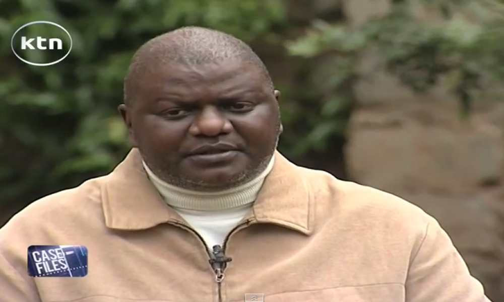 The SHOCKING physical state of KTN's Louis Otieno, chubby, aging and what?