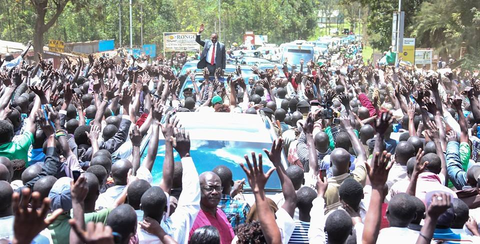 KEY HIGHLIGHTS of Uhuru's meeting in Migori in which Governor Obado HECKLED