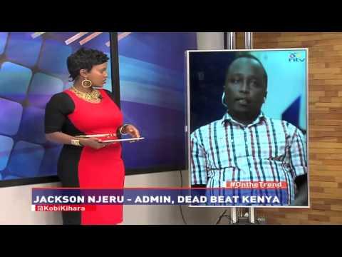 Robert Alai: Media setting up Dead Beat Kenya founder J Njeru to be 'KILLED'