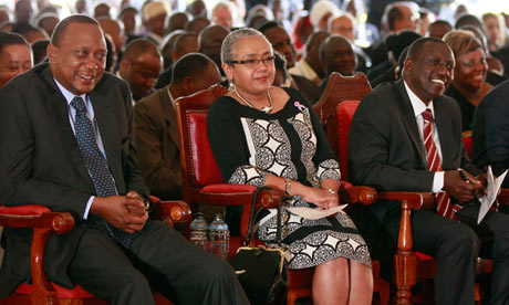 First Lady Magret Kenyatta GROOMED to take over presidency? DUMP Ruto schemes shaping up