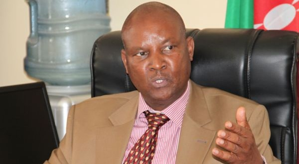 BREAKING: Nakuru Governor Kinuthia Mbugua bans REFERENDUM campaigns in County