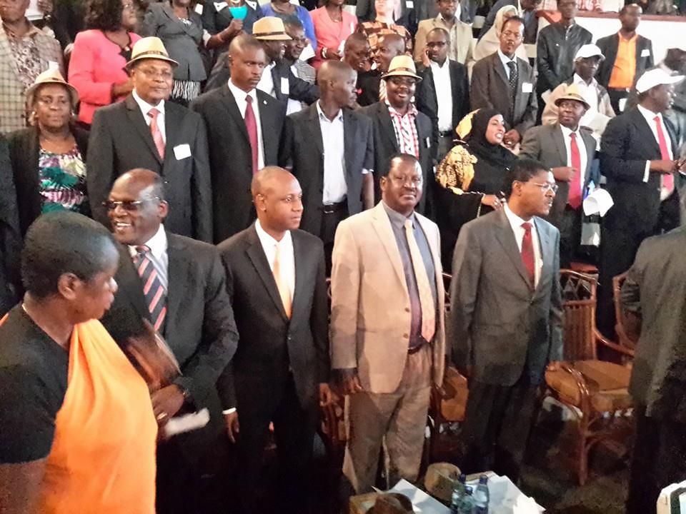 Resolutions of Raila's Okoa Kenya Movement at Bomas of Kenya