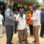 HERE is the VIDEO of RAILA being canned by a mad man in Kinango