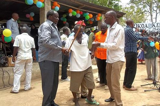 WHY Raila's Flogging should Be Equally Condemned