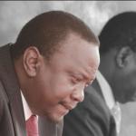 Uhuru now BEGS Raila to have DIALOGUE as mt Kenya join REFERENDUM TRAIN