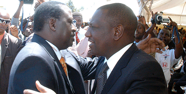 REVEALED: Ruto rejected additional security to Raila