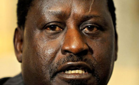 Man who attacked Raila has a mental problem – Police