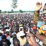 Wetangula warns government against resettling outsiders in Trans Nzoia