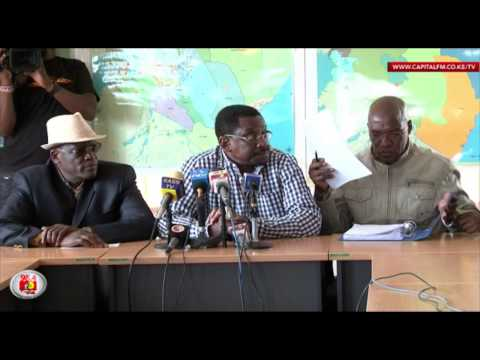 BREAKING NEWS: CORD Leaders to snub meeting with Anti-corruption officials over Karen land scam