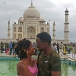 Embarrassing: Daily Nation SPLASHES photos of Ababu Namwamba on official cum LOVE Trip to India