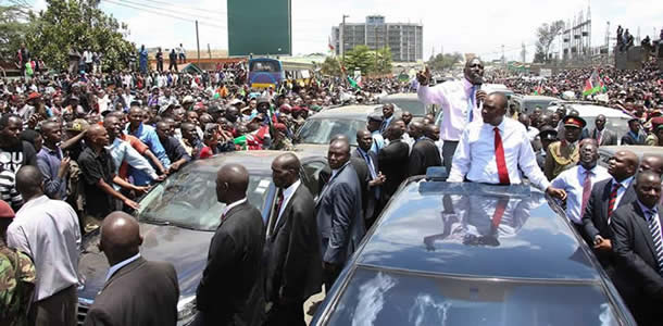Presidential SLAP: WHY Uhuru's Impeachable Offenses Must not go UNPUNISHED