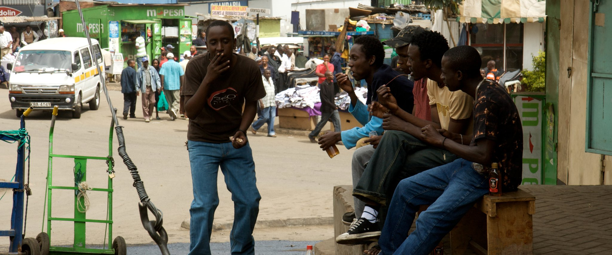 SHOCK: PLACES you are likely to be SHOT DEAD, RAPED and ROBBED in Nairobi