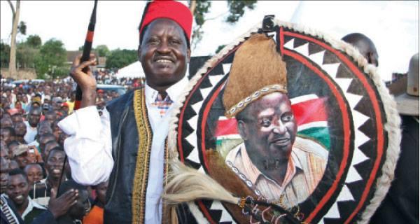 Raila urges CORD leaders to FOCUS on REFERENDUM, not 2017 SUCCESSION politics