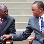 Owalo: Uhuru incapable of FIGHTING CORRUPTION in government, he can only PROTECT it