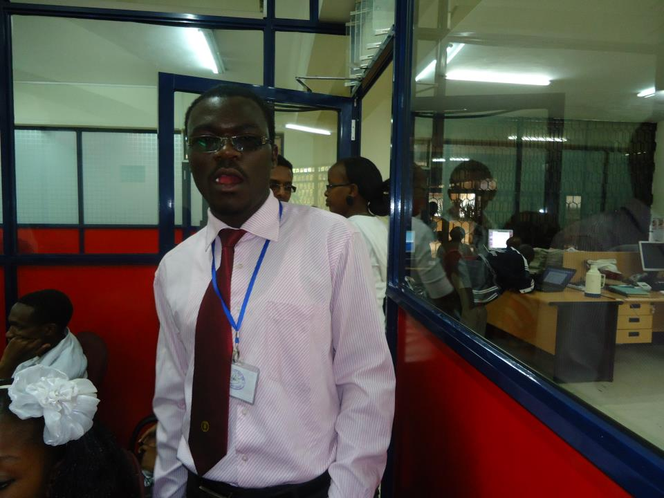 TRIBUTE to the Late Obilo Kobilo the Moi University Student Leader Killed in a road accident
