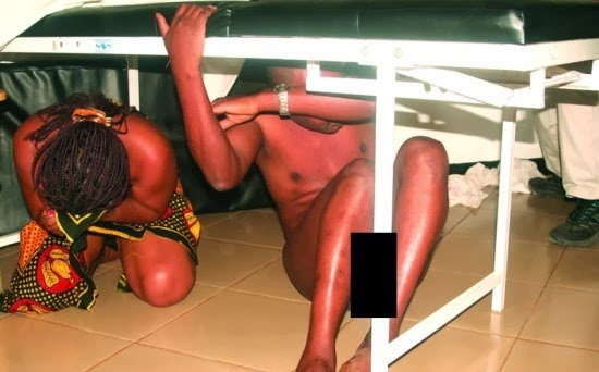 EMBARRASSING: Doctor BUSTED making love with a PATIENT at top hospital in Nairobi