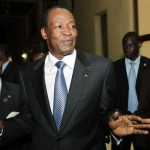 BREAKING: Burkina Faso President Hon Blaise Compaore RESIGNS and goes into EXILE