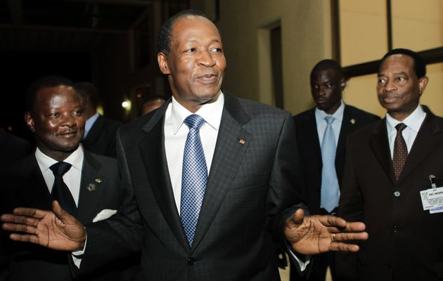 Burkina Faso Blaise Compaore RESIGNS & goes into EXILE