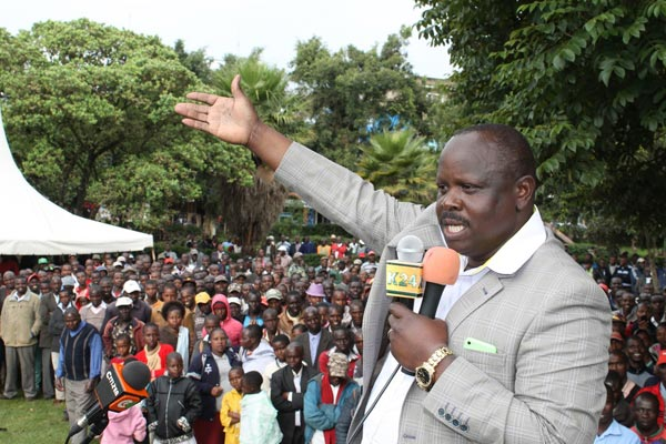 Governor Rutto reveals Pesa Mashinani and Okoa Kenya referendum teams to merge