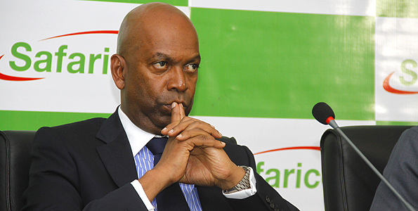 Safaricom's Bob Collymore, Citizen TV journalist lands new top jobs in a parastatal