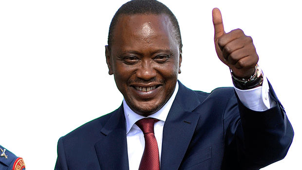 For the first time, Uhuru makes ICC a truly 'personal challenge'