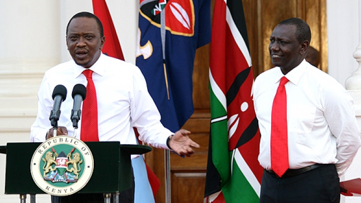 Throughout his Presidency, Kenyatta has lived to demistify power