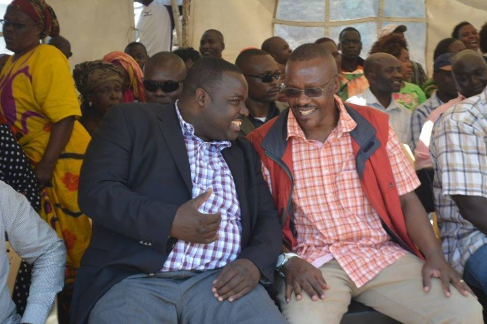 ODM City Politics: Aladwa throws weight behind Owalo for Kibra seat