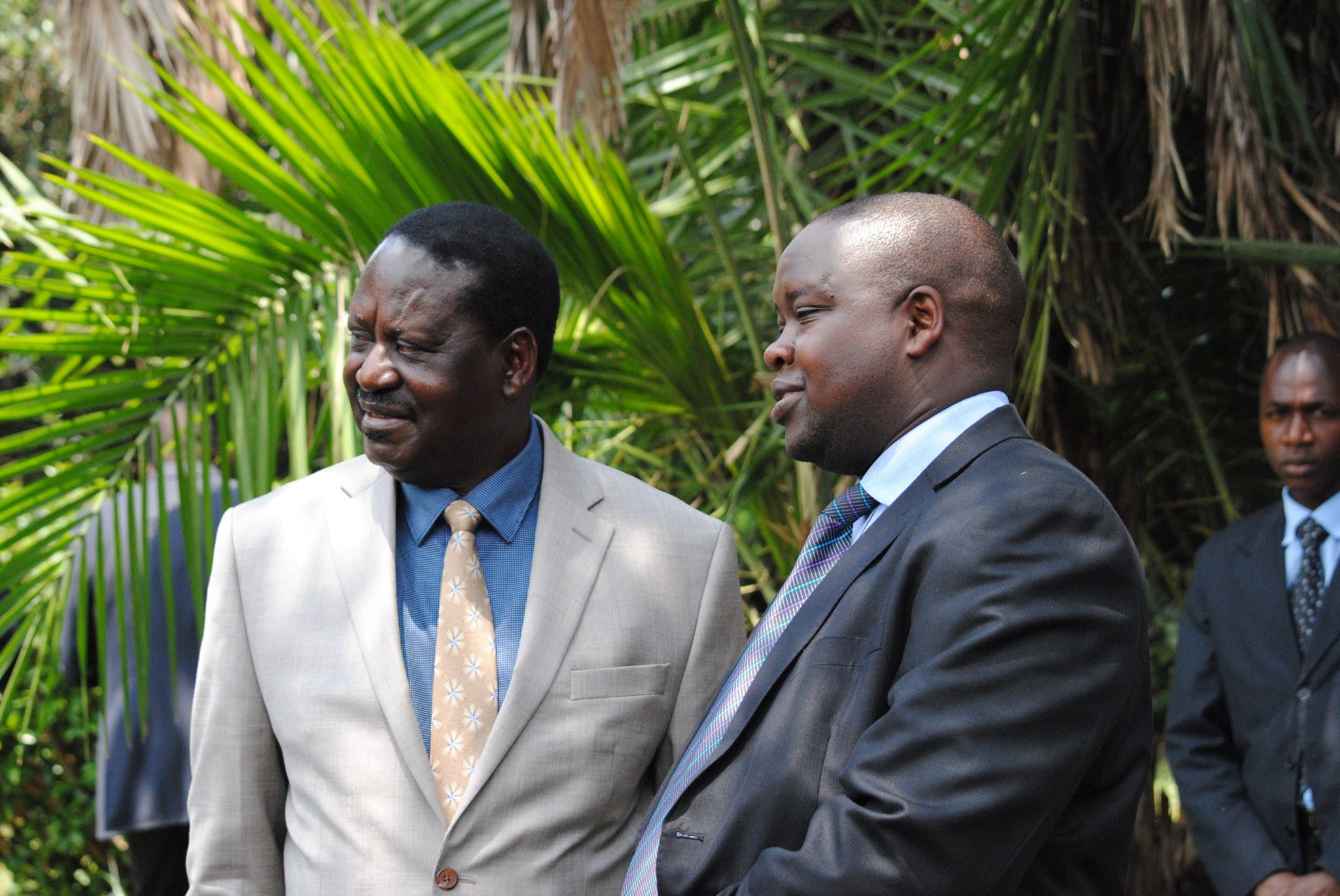 Magerer Langat to face ODM DISCIPLINARY COMMITTEE committee, unruly MCAs who ejected him fined Ksh 100,000
