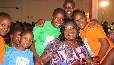 Ida Odinga writes a letter to 'primitive, archaic thinkers' on women's dressing code