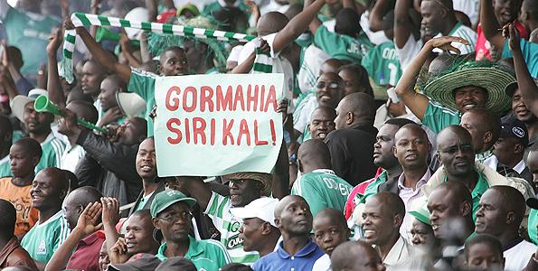 The CHAMPIONS: Gor Mahia BEAT KRA 3:0 to WIN the Kenya Premier League Title !