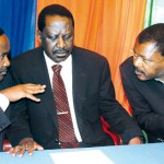 BREAKING: CORD's Raila, Kalonzo and Wetangula to DEMAND Uhuru SACK Energy CS Davis Chirchir and DISBANDING IEBC over CORRUPTION revelations