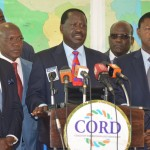 CORD's Raila DEMANDS arrest and prosecution of IEBC Isaack Hassan and CS Davis Chirchir over CORRUPTION